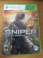 Xbox 360 Sniper: Ghost Warrior - Xbox 360 Game - Complete