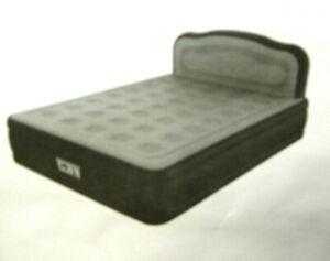 YAWN Air Bed selbstaufblasende Luftmatratze mit eingebauter Pumpe