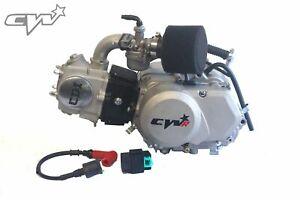 CWR125cc Semi Auto Engine Package -   Pit bike Monkey Road Legal