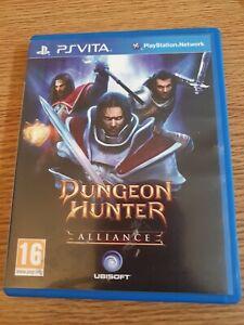 Dungeon Hunter Alliance - PS Vita Game