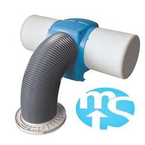 Nuaire Drimaster Eco LC - *CONDENSATION CONTROL* Positive Input Ventilation, PIV