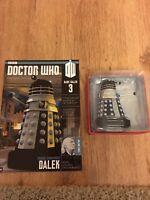 Eaglemoss Doctor Who Figurine Collection: Rare Dalek 3 - Saucer Commander Dalek