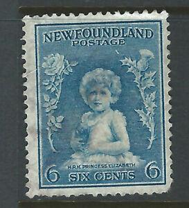 Bigjake: Newfoundland #192,  6 ct. Princess Elizabeth