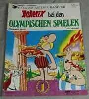 Buch: ASTERIX bei den Olympischen Spielen - Band XII - Delta / Ehapa 1972 /S265