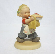 Enesco Memories of Yesterday Figurine 'As Good As His Mother Ever Made'