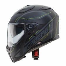 CASCO INTEGRALE CABERG JACKAL SUPRA MATT BLACK/ANTHRACITE/YELLOW TAGLIA S(55-56)