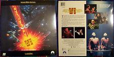 Star Trek VI: The Undiscovered Country - Shatner/Nimoy - WS Laserdisc