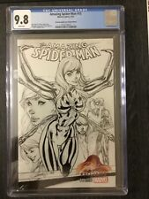 Amazing Spider-Man #15 CGC 9.8 Campbell Sketch Variant Mary Jane