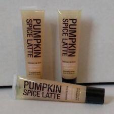 ( 3 ) Hempz Treats PUMPKIN SPICE LATTE Lip Shine Gloss Balm ~ Free Shipping