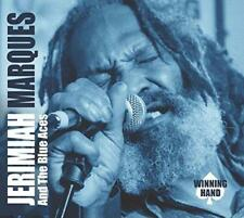 Jerimiah Marques And The Blue Aces - Winning Hand (NEW CD)