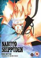 Naruto Shippuden Box 30 (Episodes 375-387) [DVD][Region 2]