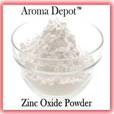 ZINC OXIDE POWDER  4 oz NON NANO - USP -GRADE UNCOATED 100% PURE