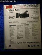 Sony Service Manual DCR TRV410 TRV410E TRV510 TRV510E Digital Video (#4873)