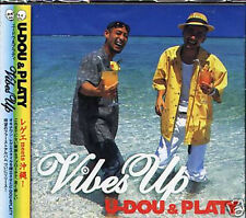 U-DOU & PLATY - Vibes UP - Japan CD - NEW J-POP