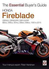 HONDA CBR FIREBLADE ESSENTAIL BUYERS GUIDE Motorbike Book jm