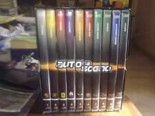 Box Casket 10 DVD Car for Sogno Ferrari Porsche Lamborghini Aston Martin