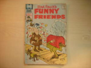 Sad Sack's FUNNY FRIENDS Harvey Comics November 1959