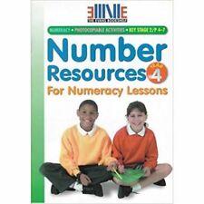 Number Resources KS2  Year 4  : Home/school worksheets