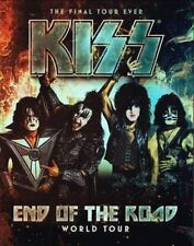 KISS 2019 END OF THE ROAD WORLD TOUR CONCERT PROGRAM BOOK VERSION 2 / V2 MINT