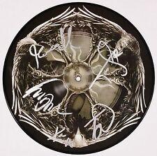 NIGHTWISH BAND SIGNED TALES OF IMAGINAERUM PICTURE DISC VINYL RECORD ALBUM W/COA