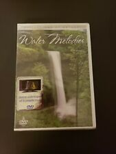 Water Melodies DVD Relaxation DVD New Sealed