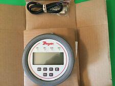 New listing Dh3-003 Dwyer digital panel pressure meter new