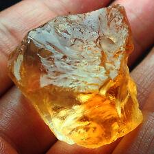 TOP GIANT CITRINE : 192,96 Ct Natürlicher Orange Citrin aus Brasilien