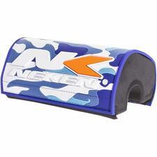 NEKEN Oversided Handlebar Pads PADV-CAMBL Camo Blue 0601-3384