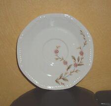 Mitterteich  1 Untere, Untertasse, rosa Blumendekor