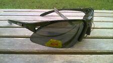 Maxx HD Sunglasses #2 green smoke lens half frame golf TR90 polarized running