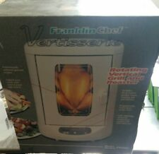 Franklin Chef Vertisserie  New in box Model FR5800