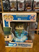 Funko POP! Ride Mad Hatter Teacup #87 Disneyland resort 65th anniversary new