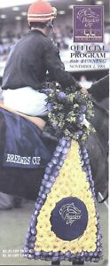 10 - 1991 Breeders Cup @ Churchill Downs programs in MINT Condition
