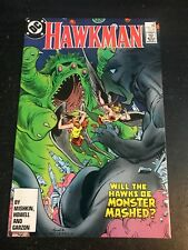 Hawkman#12 Incredible Condition 9.0(1987) Howell Art!