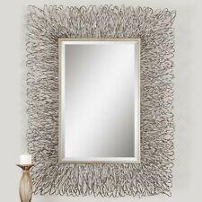 """Uttermost Corbis 07627 Rectangular Mirror 44"""" x 56"""" x 3"""""""