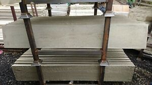 Reinforced Smooth Gravel Boards 6ftWx1ftH