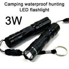 LED Flashlight Emergent Lamp Torch Tactical Military Outdoor Sporting Hiking