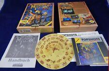 PC DOS: Monkey Island 2: LeChuck's Revenge - Lucasarts 1991 - CD Version