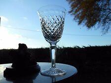 "Stuart Crystal  HARDWICKE  5 ""  SHERRY glass OR glasses ( RARE )"