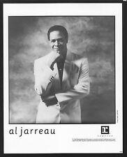 Vintage Original Ltd Edition Promo Photo 8x10 Al Jarreau 1992