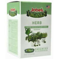 Jobes Organics 08211 Herb Water Soluble Plant Food with Biozome, 3-3-2, 10