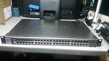 NetGear ProSafe GSM7248 V2 48 Port Switch  ~!~ FREE SHIPPING ~!~