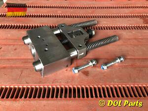 Kassette Verriegelung Schnellwechsler MS03 SW03 incl. Federn kompl NEU Cassette