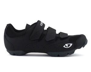 Women's Giro Riela Cycling Shoe Black Size 6.5 (S56)