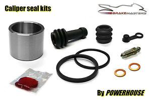 Kawasaki ZZR600 rear brake caliper piston seal rebuild kit ZX600 E1 E2 1993 1994