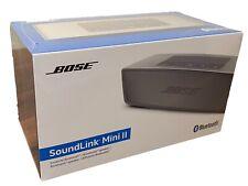 Bose SoundLink Mini 2 II Bluetooth Lautsprecher Silber Pearl   Neu   Händler