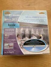 Orbit Arizona Outdoor Misting System Basic 3/8-Inch Cooling Set,No 30310