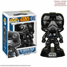 STAR WARS - TIE FIGHTER PILOT - FUNKO POP VINYL FIGURE - NEW IN BOX!