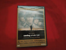 Saving Private Ryan (DVD, 1999, WS, Special Limited Edition) Tom Hanks