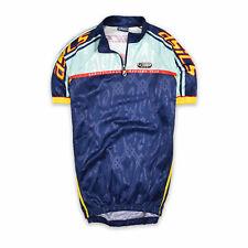 Asics Herren Trikot Jersey Gr.L Radsport Cycling Bike Team 90er Retro 95303